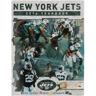 New York Jets 2016 Yearbook  NFLShop.com