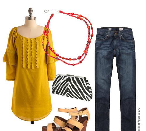 Fashion Wednesday: Yellow