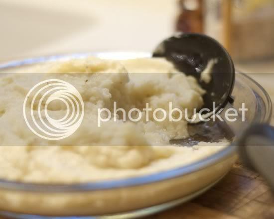 Cheese Puree
