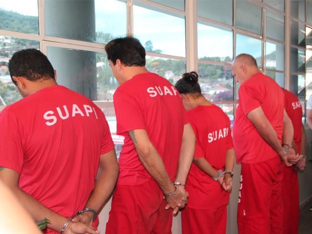 Cinco pessoas são suspeitas e serão indiciadas pelo homicídio (Foto: Jéssica Balbino/ G1)
