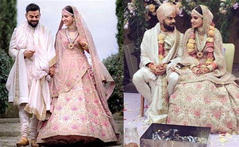 Virushka marriage: Check out the UNSEEN pictures of Virat