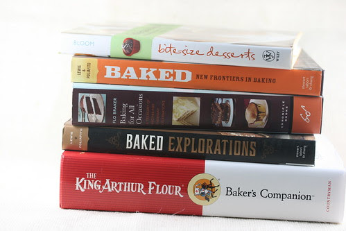 Birthday Cookbooks