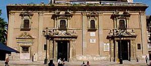 The Basilica of the Virgen de los Desamparados