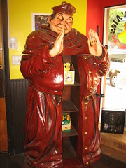a Thirsty Monk at Bruisin' Ales