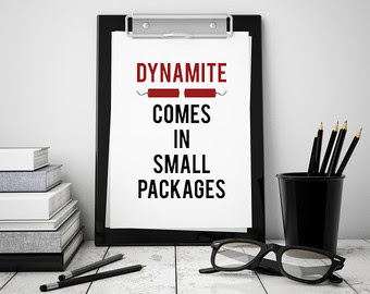Quotes About Small Packages 52 Quotes
