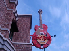 hard rock cafe, gatlinburg