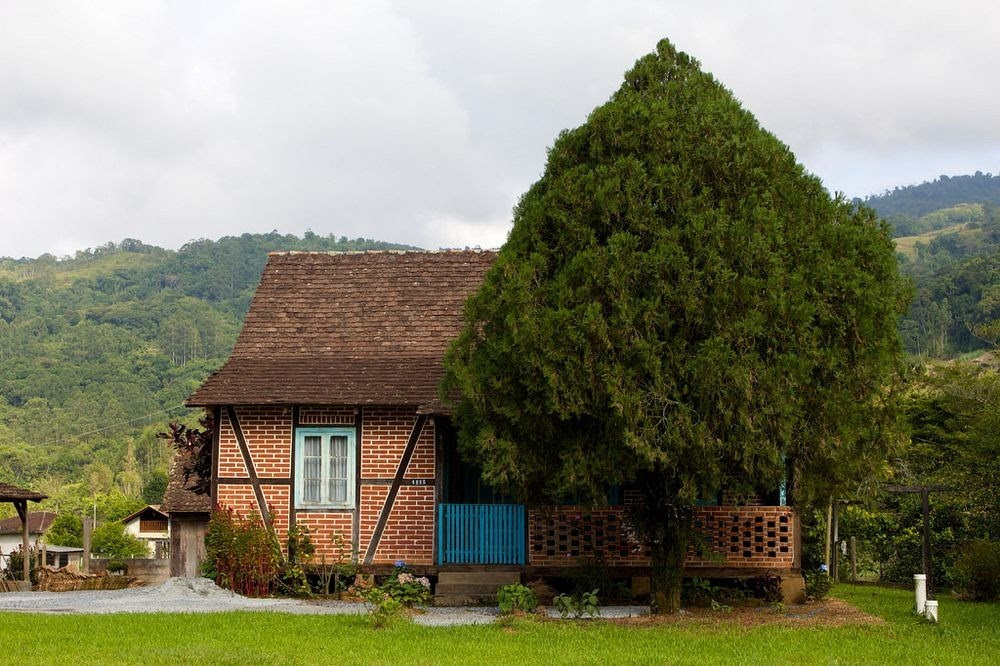 perierga.gr - Pomerode: Η πιο... γερμανική πόλη στη Βραζιλία!