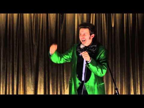 video de Juan Carlitros contando un chiste