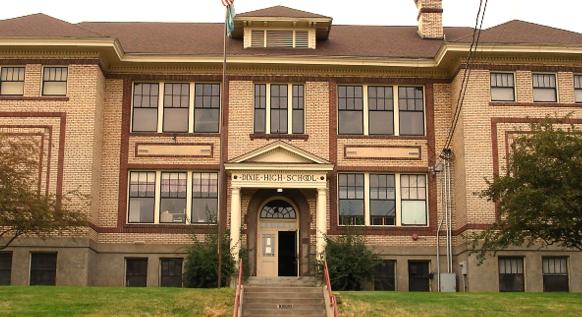 Dixie School District in Dixie, Wa