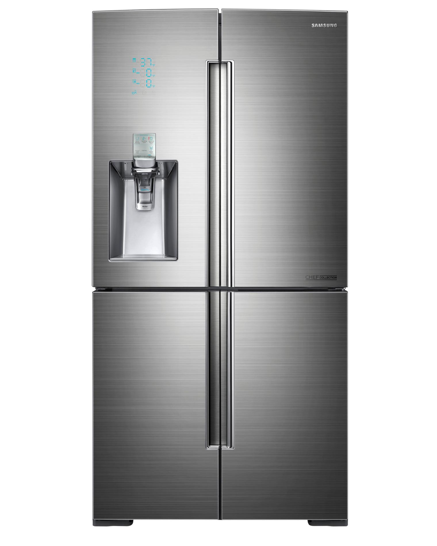 UPC Samsung 34 cu ft Chef Collection 4 Door French