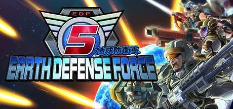 Earth Defense Force 5 + All DLCs + Multiplayer