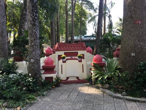 Giải mã bí ẩn quanh ngôi mộ cổ trong công viên Tao Đàn