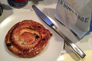 La Boulange - Raisin Snail