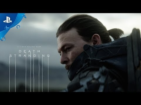 Death Stranding is releasing on PS4 tomorrow
