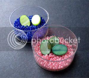 Sea Garden Bead Palette