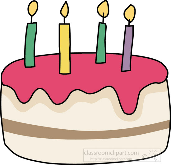 Birthday Candles Clip Art Royalty Free Gograph