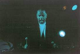 Bobby Hutcherson op North Sea Jazz 2002 (foto: Cees van de Ven)