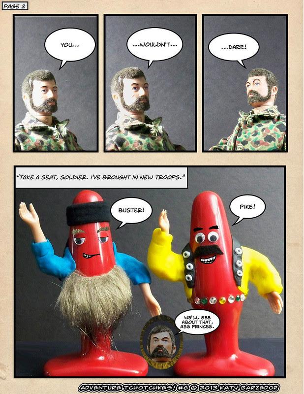 Adventure Tchotchkes! #6 - page 2 of 2