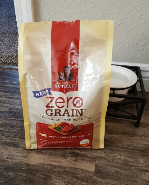 Why My Pup Made the Switch to Rachael Ray Nutrish Grain Free Dog Food - Clever Housewife