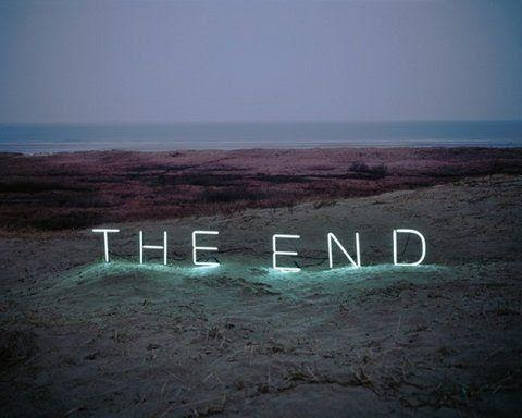 The End Picture Quotes