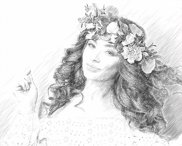 Trasformare Una Foto In Un Disegno In Akvis Sketch Stile