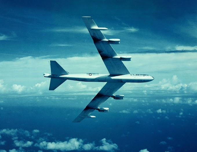 """A USAF pretende manter o B-52 """"Stratossauro"""" voando por mais de um século"""