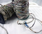 Newspaper Yarn---from recycled newspapers.  By the spool.  45 yards. - linniedarling