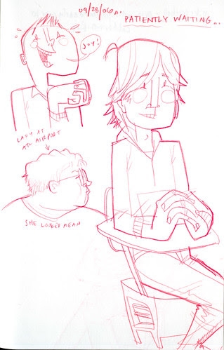 sketchdump: patiently waiting...