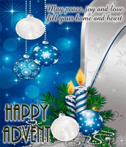 Advent Wishes Ecard. Free Advent eCards, Greeting Cards