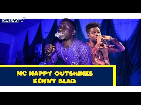 MC NAPPY OUTSHINES KENNY BLAQ  - KENNY BLAQ COMEDY | THE OXYMORON