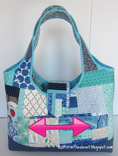 Front of Tinker Tote 2