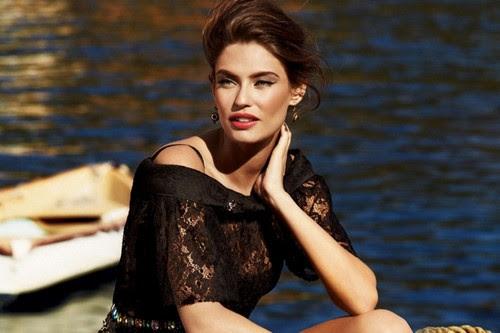 Bianca Balti Top 10 Hottest Modern Lingerie Models