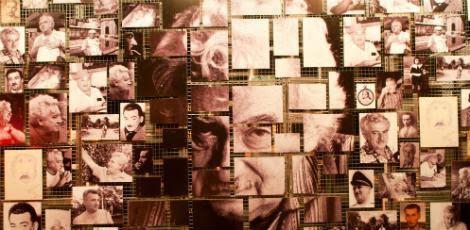 Imagem da exposição Jorge amado e universal, do Museu de Arte Moderna da Bahia / Divulgação