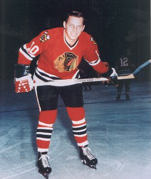 Dennis Hull Blackhawks
