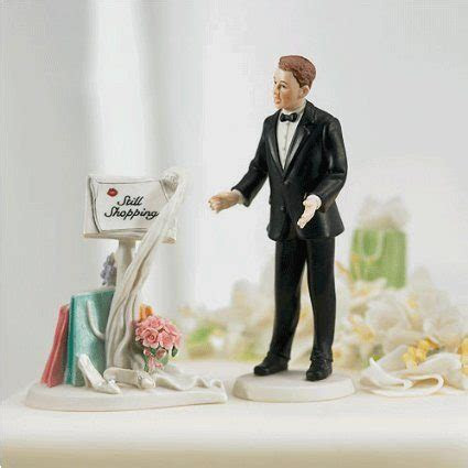 14 Funny Wedding Cake Topper Ideas. Yes, It Is Ok to Have