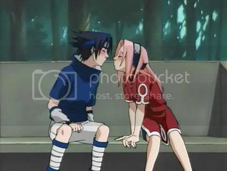 Sasuke & Sakura Falling in Love