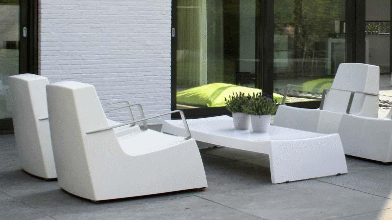 Salon De Jardin Design Contemporain - The Best Undercut Ponytail
