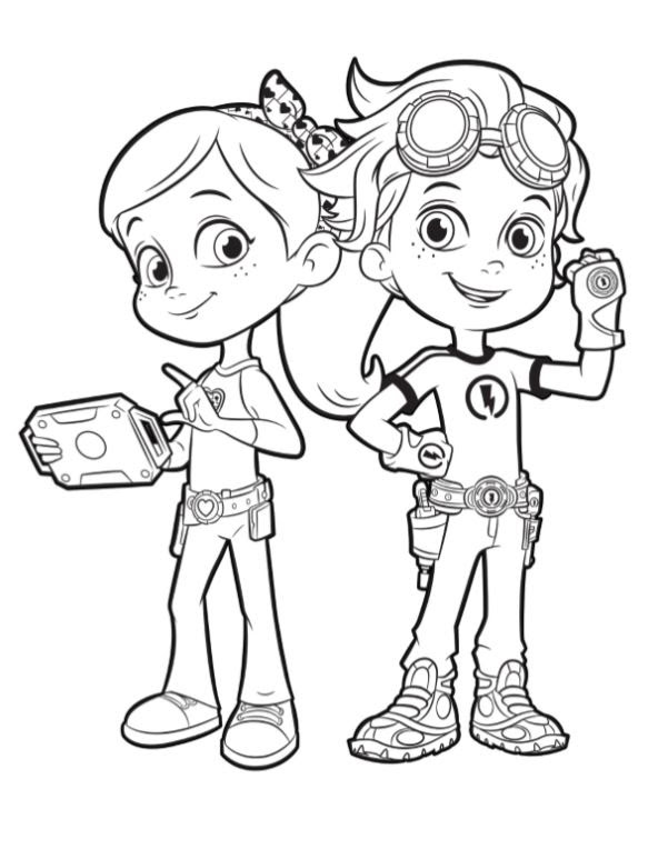 20 Beautiful Colouring Pages Nickelodeon Best Gallery
