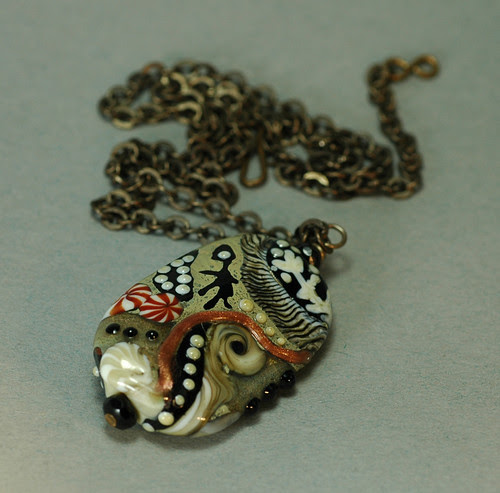 Fossil Necklace