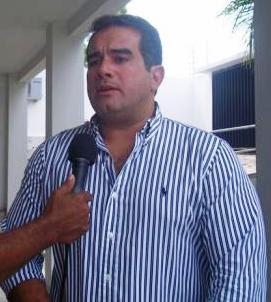 Prefeito Sérgio Ricardo de Albuquerque Bogéa