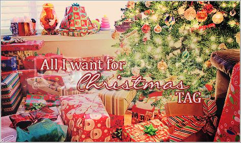 Tag: All I want for Christmas
