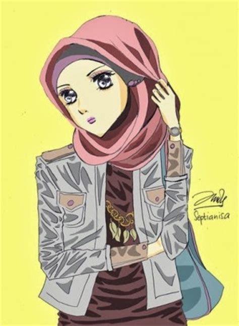 hijab manga quotes quotesgram