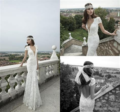Berta Bridal Winter 2014 Mermaid Wedding Dresses seductive