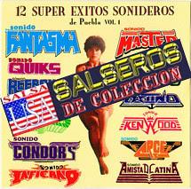 12 Super Exitos Sonideros De Puebla vol 1