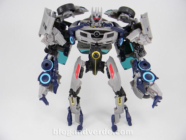 Transformers Soundwave Human Alliance - DotM - modo robot