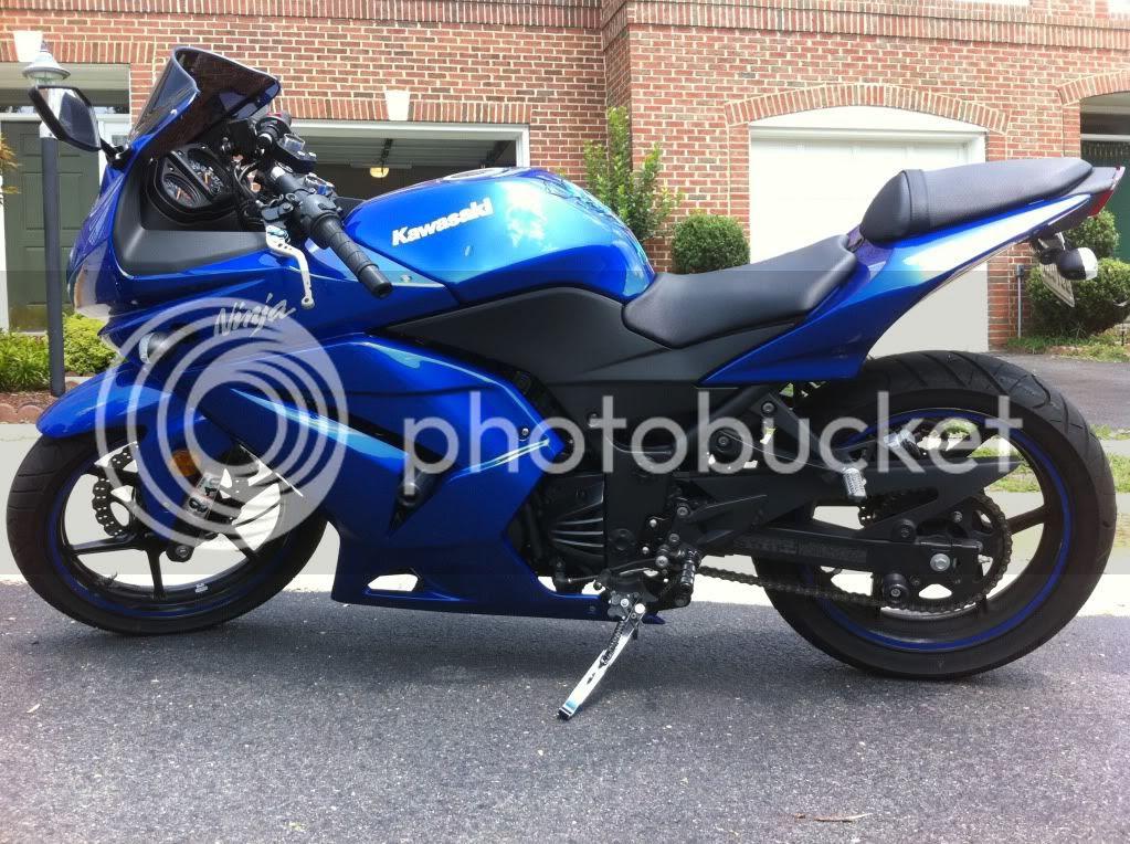 Fs 09 Kawasaki Ninja 250r W Mods Novadcmd Ninjette