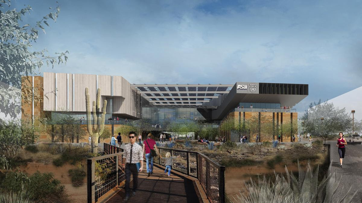ASU, Mayo to build $200M innovation center in Phoenix ...