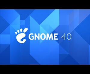 Rilasciato GNOME 40