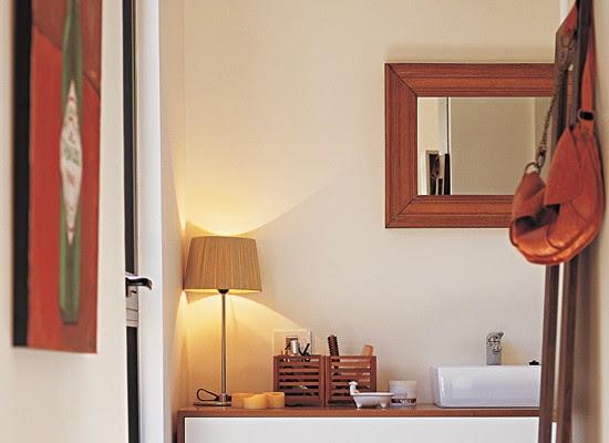 Decoracion espejos para el ba o blog y arquitectura for Espejos para banos con marco de madera