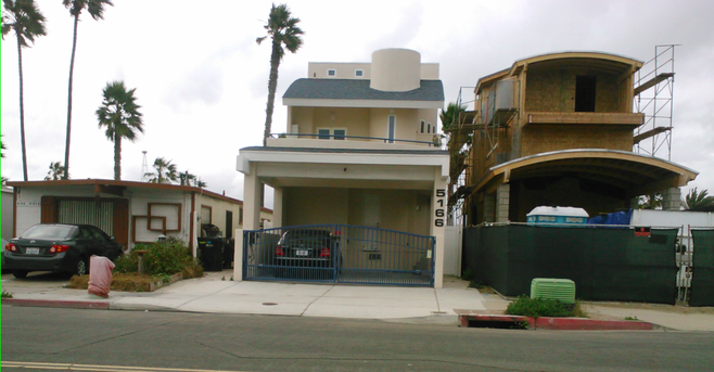 No third three-story home on West Point Loma Blvd. | San Diego Reader